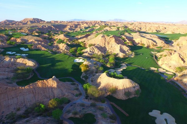 Wolf Creek Golf Course - Mesquite Golf Packages