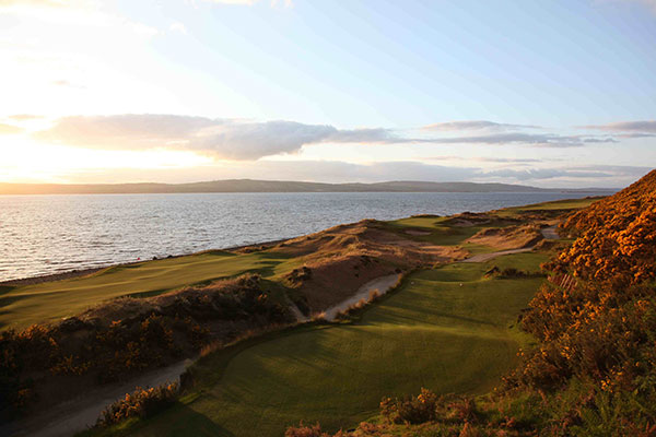 Scotland Highland Golf Packages - Castle Stuart 10th and 11th Holes