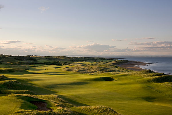 St. Andrews - Kingsbarns 16th Hole