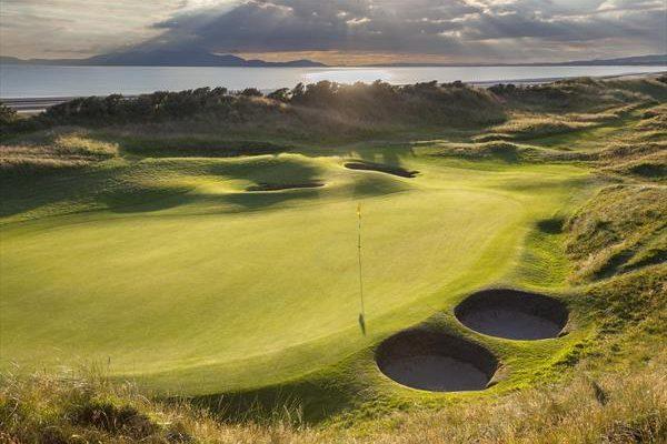 Western Gailes - Scotland Golf Course