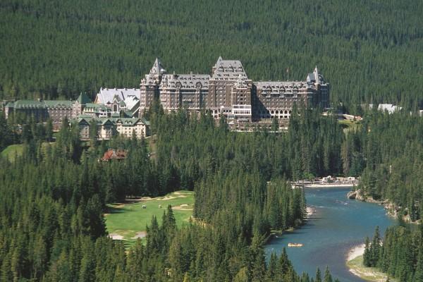 Banff Springs - Banff Golf Getaway