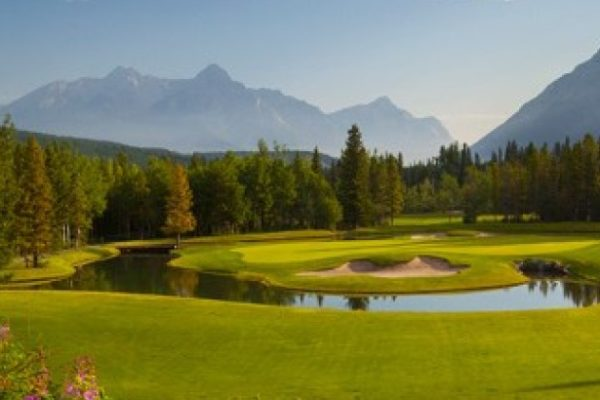 Kananaskis - Banff Golf Getaway