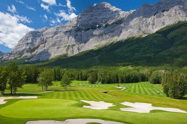 Kananaskis - Banff golf vacation