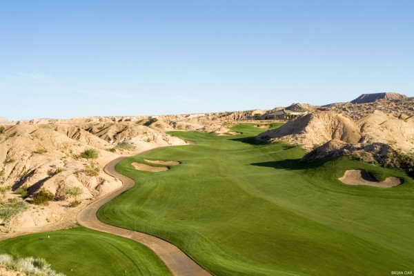 Oasis Canyons Course Mesquite NV