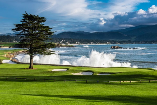 Pebble Beach - Pebble Beach Golf Vacation