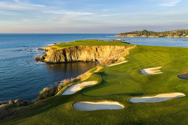 Pebble Beach - Golf Vacation
