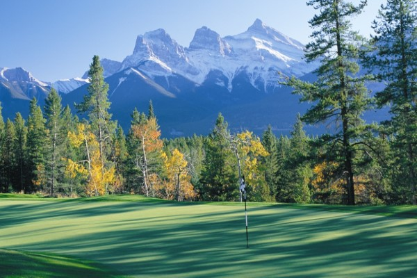 Silvertip - Banff Golf Vacation