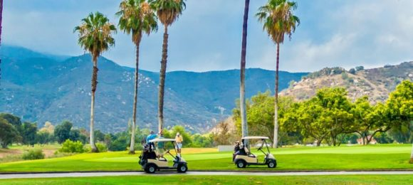Sycuan Golf Resort - San Diego Golf Vacation