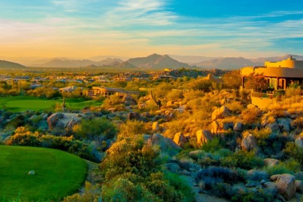 Troon North - Scottsdale Golf Vacations