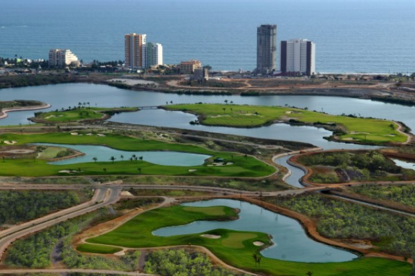Marina Mazatlan - Mazatlan Golf Vacation